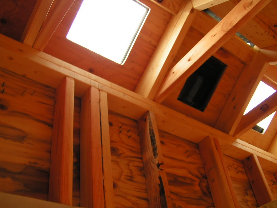 Skylight for every room
